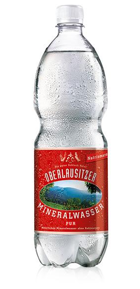 Oberlausitzer Mineralwasser Medium